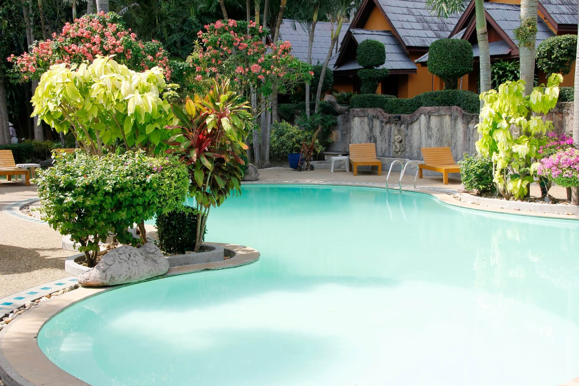 Backyard pools and their benefit