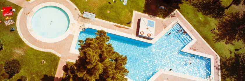 Understanding the perfect design for backyard pools.