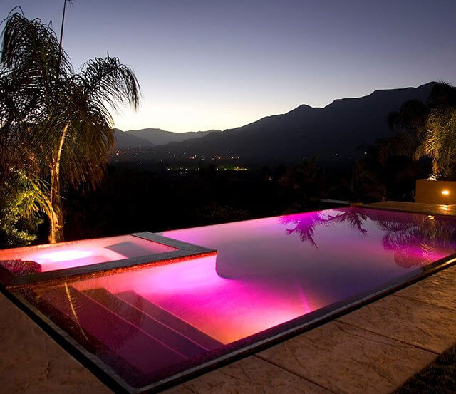 Check out our new lighting ideas for inground pools.