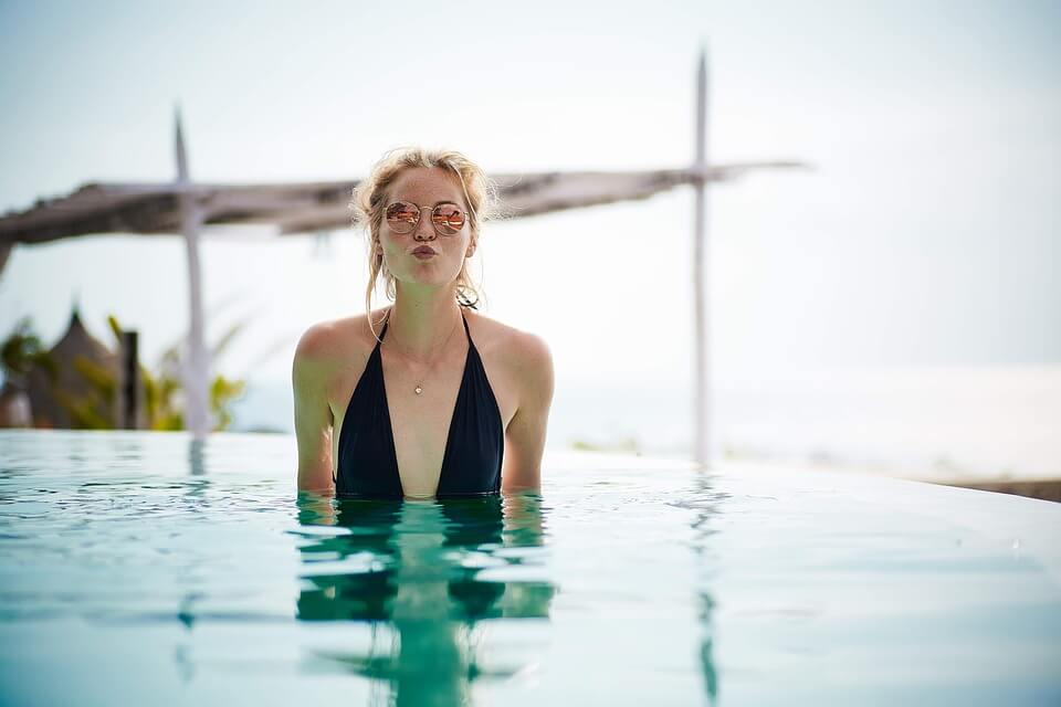 In-ground pools offer a wealth of benefits for your body and mind.