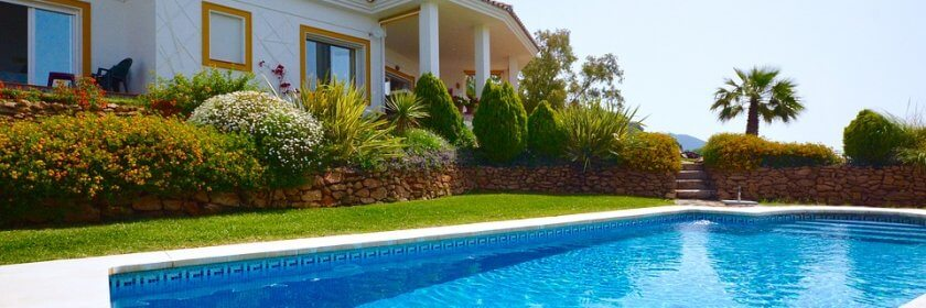 Pool landscaping gives you an opportunity to shape your space to your exact specifications.