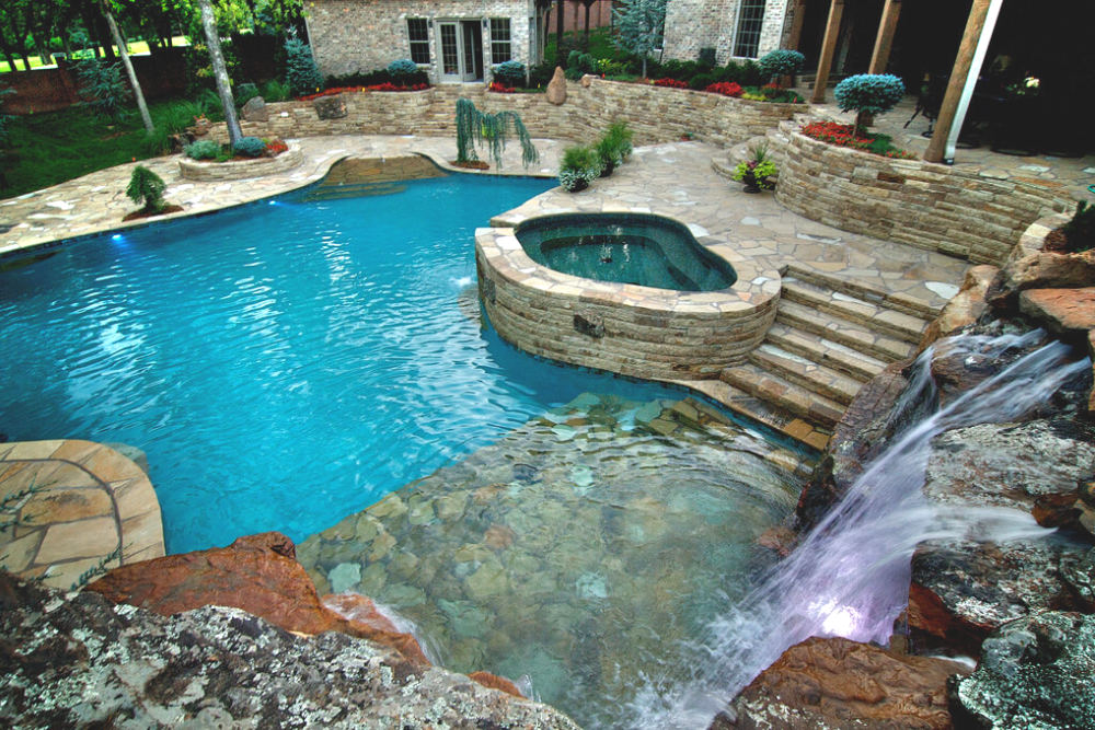What To Consider When Choosing Your In Ground Pool Shape
